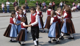 Kindertanzgruppe
